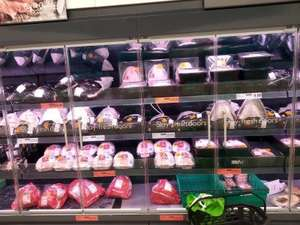 Loads of fresh turkeys and crowns 30% off Lidl Maidenhead
