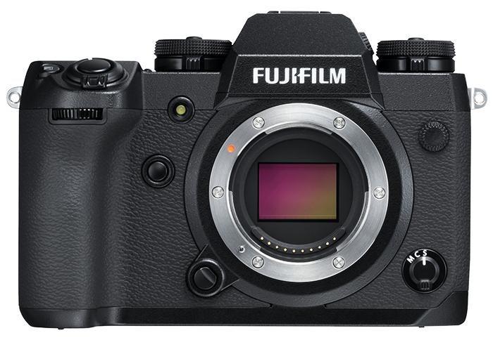 Fujifilm X-H1 body only (£921 after Fuji cashback)