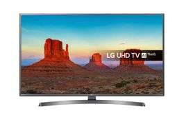 LG 43UK6750PLD 43 inch 4K Ultra HD HDR Smart LED TV Freeview Play with 6 year warranty - £369 @ Richer Sounds