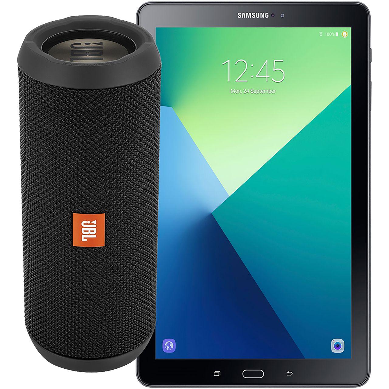 "Samsung Galaxy Tab A 10.1"" 32GB Wifi Tablet [2016] - Black with free JBL speaker £159 @ AO"