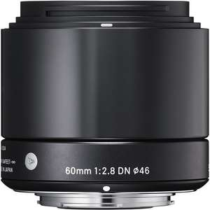 Sigma 60mm 2.8 for Sony E-mount - £108