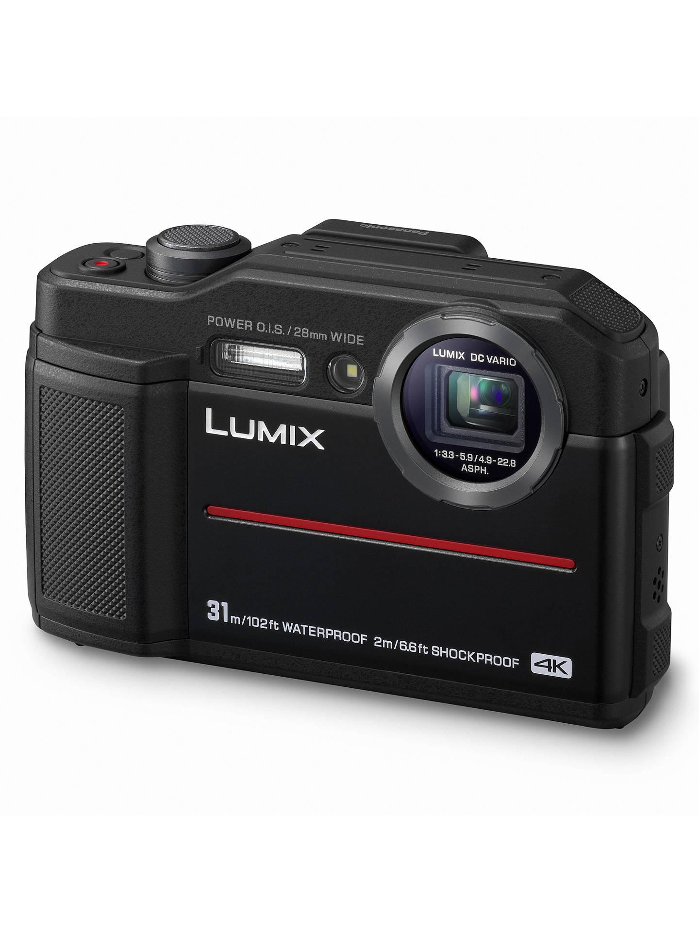 Panasonic Lumix FT7 tough waterproof camera, £279.99 @ John Lewis & partners plus £100 cashback