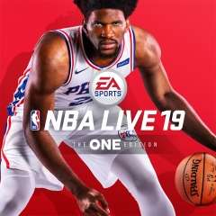 NBA Live 2019 only for £8.99 on PSN