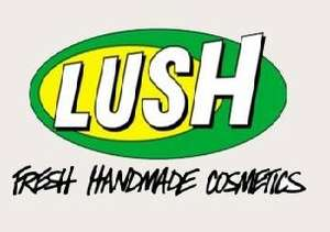 LUSH Sale 50% off Christmas line and other products in-store