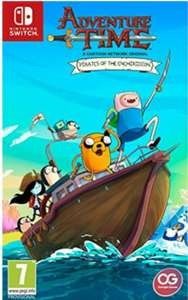 Adventure Time: Pirates of the Enchiridion (Nintendo Switch) £19.99 @ Base