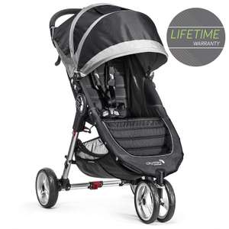 Baby jogger city mini single stroller black £188.30 @ Amazon