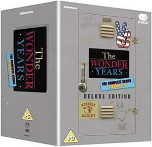 The Wonder Years: Series 1-6 (Deluxe Edition) (26-Disc Box Set) [DVD] - £55.99 Delivered @ Hive