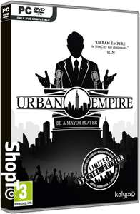 Urban Empire Limited Special Edition PC for £1.85 Delivered @ ShopTo (More PC games in OP)