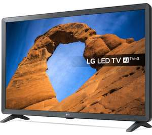 1080p 32 inch LG 32LK6100 Smart TV for £219 at Currys or £190.49 via Currys ebay (using code POWPOW15)