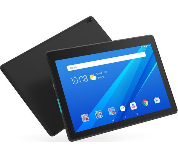 LENOVO Tab E10 Tablet - 32 GB, Black £99.99 @ Currys