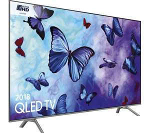 "SAMSUNG QE55Q6FNATXXU 55"" Smart 4K Ultra HD HDR QLED TV £999 @ Currys"