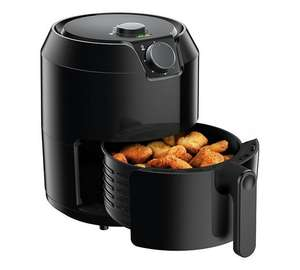 £ 30 off @ Tefal Easy Fry EY201840 Health Fryer - Black £59.99 @ Argos