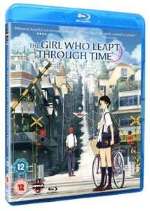 The Girl Who Leapt Through Time (Blu-Ray) Anime £6.99 at Base.com
