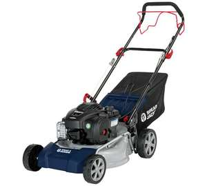 Spear & Jackson 46cm Self Propelled Petrol Lawnmower - 125cc now £149.99 @ Argos