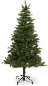 6ft artificial Christmas tree at B&Q for £12.50 free C&C