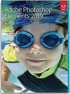 Adobe photoshop elements 2019 £49.37 @ Amazon