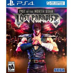 Fist of The North Star: Lost Paradise (PS4) £23.95 Delivered @ Amazon.com