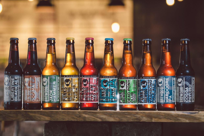 FREE Beer School / Tasting @ brewdog bars