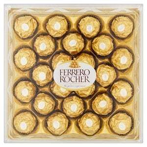 Ferrero Rocher Chocolate Box of 24 £2.99 In Store Only @ Superdrug