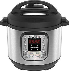 Instant Pot Duo V2 7-in-1 Electric Pressure Cooker, 6 Qt, 5.5L 1000 W One day deal Amazon £94.99 usually >£110
