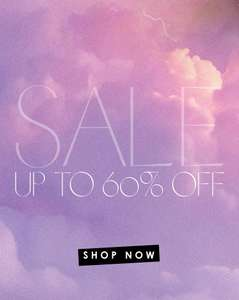 Up to 60% off at Ciate London plus 15% off