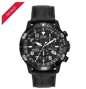 Mens Citizen Perpetual Calendar Alarm Chronograph Eco-Drive Watch, £175 at E. Jones