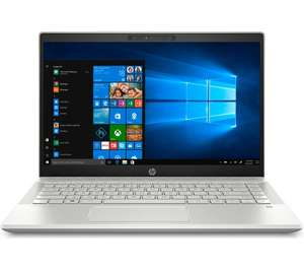 "HP Pavilion 14-ce0508sa 14"" Intel® Core™ i5 Laptop - 256 GB SSD, Gold £499 @ PC World"