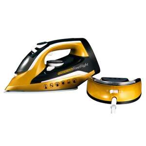 Phoenix Gold 2400W Iron With Automatic Shut-Off - £30.99 (+ £4.99 delivery / free over £40 spend) @ wayfair