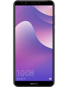 Huawei Y7 2018 Black/Blue Only £29 (with 12 month cancellable O2 SIMO) @ CPW