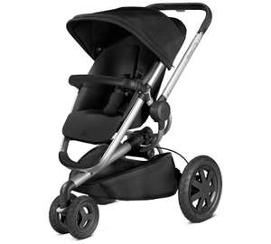 Quinny Buzz Xtra Black Pushchair @ Argos free c&c £299.99