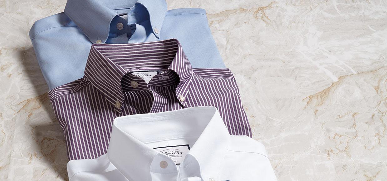 Charles Tyrwhitt - 4 shirts for £69.80 + £5 C&C