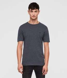 All Saints Brace Tonic Crew T-Shirt for £16.80 (£3.95 standard delivery) at All Saints