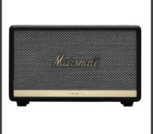 Marshall Acton Bluetooth Speaker MK II - Black at Rich Tone Music for £149