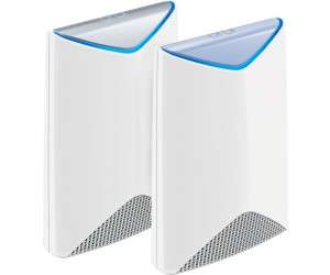 NETGEAR SRK60 Orbi Pro Whole Home Mesh Wi-Fi System (Up to 4000 sq ft Coverage), Tri-Band AC3000 (3.0 Gbps), White at Amazon for £292.99