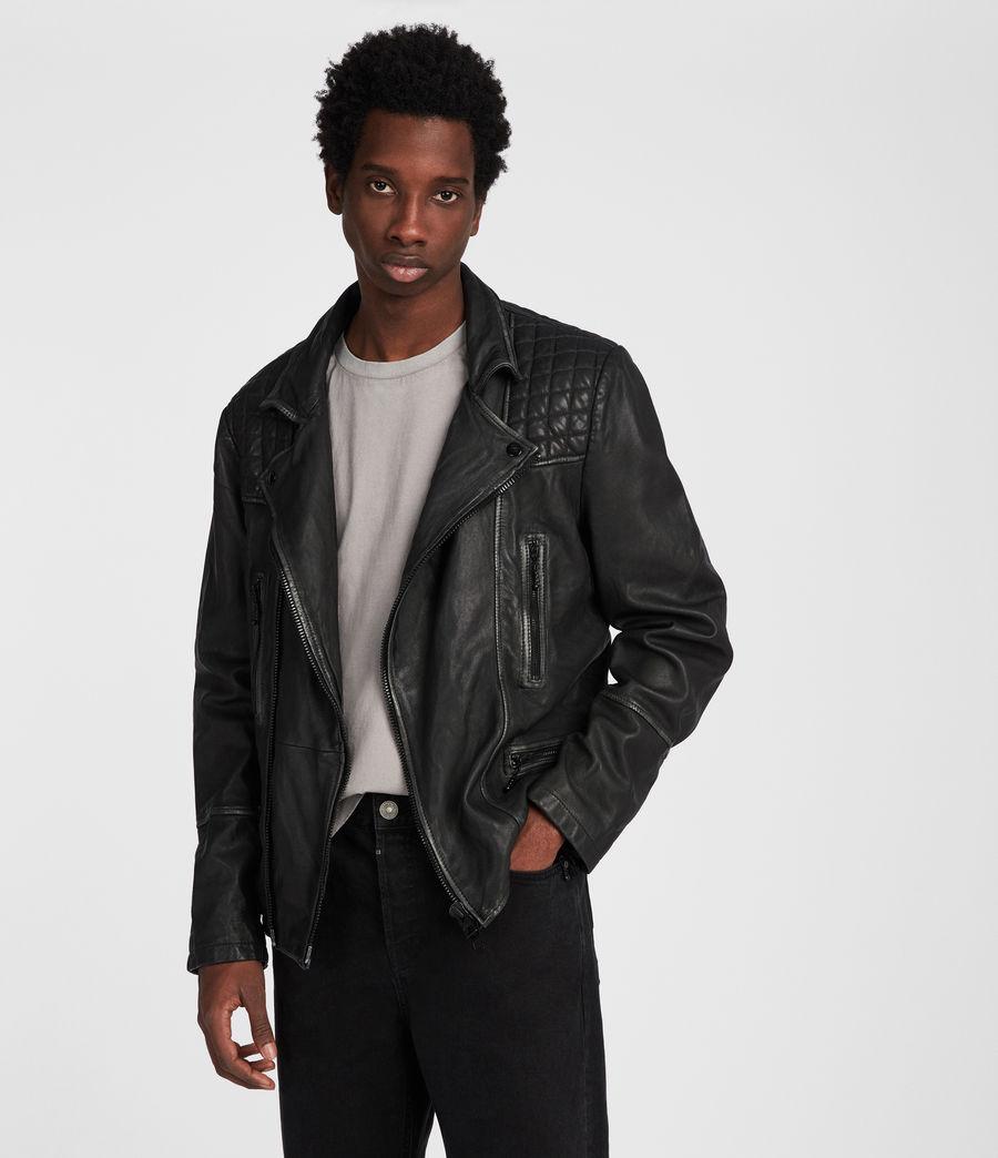 All saints Cargo leather jacket men's - £166.40