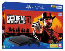 PS4 Slim 500GB + Red Dead Redemption 2 + Doom + Spider Man - £248 @ ShopTo