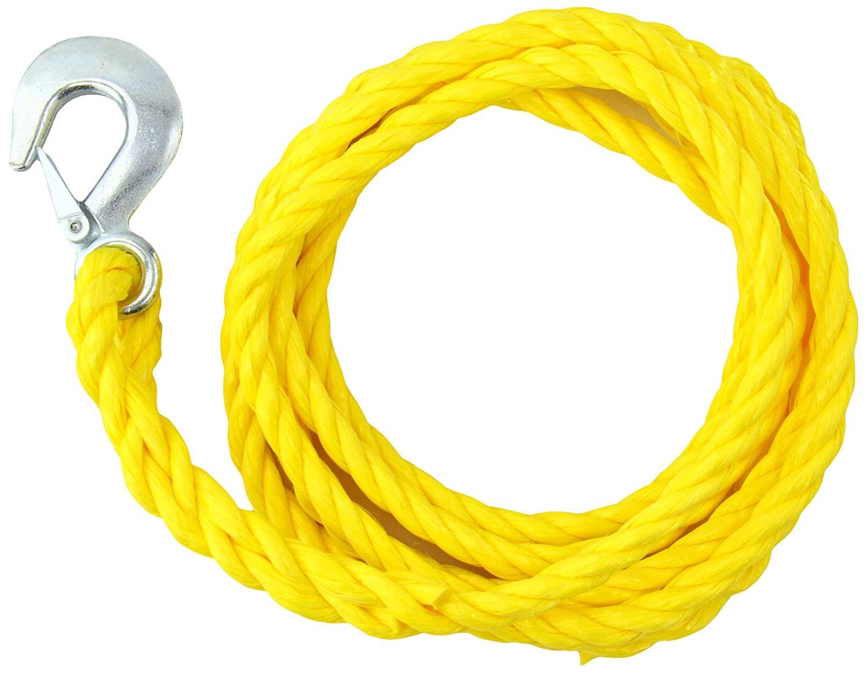 Amazon - Draper 63410 2000 kg Capacity Tow Rope £3.83 (Add On Item)