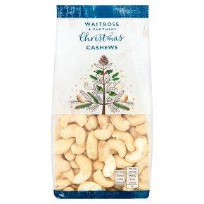 Waitrose Christmas Cashews 300g for £1.50 @ Waitrose & Partners