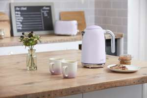 Quiet boil 1.7l kettle, 3000w - £32.49 @ Swan products