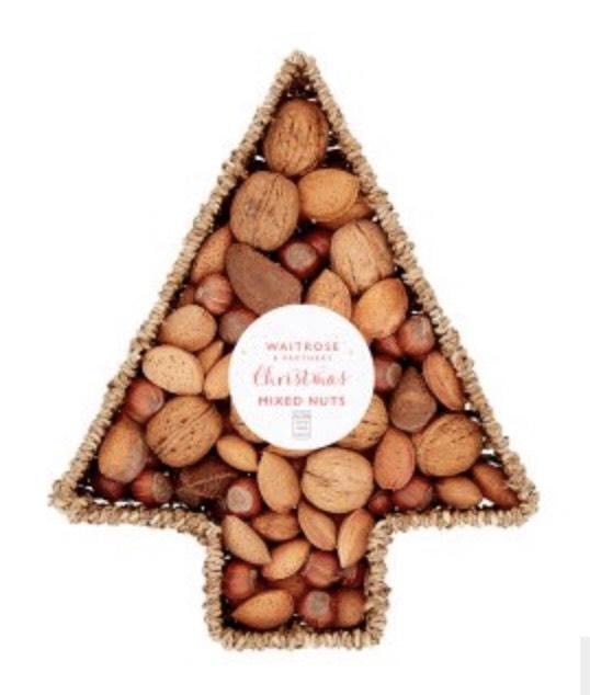 Christmas Nut Selection - 380g @ Waitrose