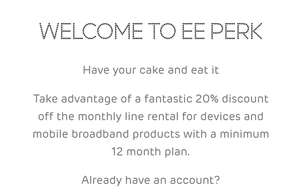 EE 60GB unlim min and text, for £24 plus £100 Amazon credit with Perk ie NHS (20%off) making it £15.67.