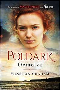 Two 'Free' Poldark Books with The Radio Times Magazine 5-11 January 2019 issue worth £15.98