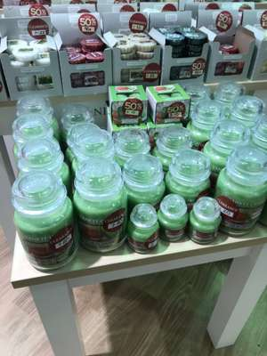 MACARON TREATS YANKEE CANDLES on offer instore @ Julian Charles