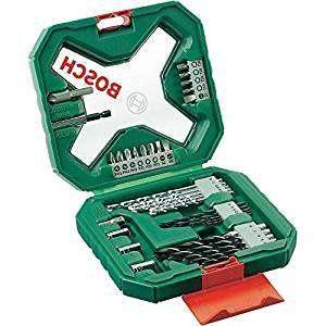 34 Pieces Bosch X-Line Classic Drill and Screwdriver Bit Set - £10 @ Amazon Prime / £14.49 non-Prime