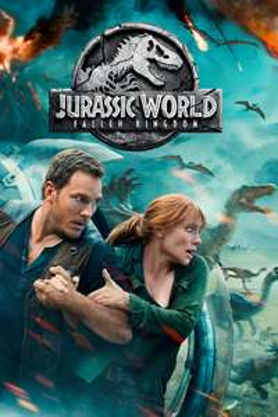Jurassic World: Fallen Kingdom £8.99  (4K Dolby Atmos & Vision) @ iTunes