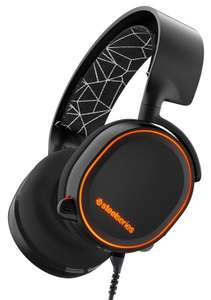 SteelSeries Arctis Pro GameDAC - Gaming Headset - Certified Hi-Res Audio - ESS Sabre DAC at Amazon for £149.99