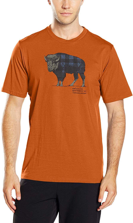 Columbia Men's CSC Check The Buffalo size small orange add on item £3.79 @ Amazon