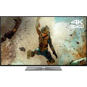 "Panasonic TX-65FX560B 65"" Smart 4K Ultra HD TV with HDR and Freeview Play"