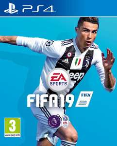 FIFA 19 PS4 & Xbox One £24.52 w/code @ eBay Shopto