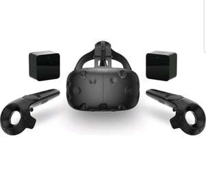 HTC Vive VR - £424.99 Brand New with 12 month warranty - Currys via eBay using 15% off code.